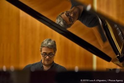 ETERNO ASTOR. CHANO DOMINGUEZ, FABIAN CARBONE. FESTIVAL DE UBEDA.